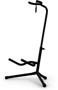 Nomad NGS-2126 Acoustic/Electric Guitar Stand (Black) - Cover