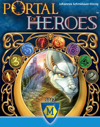 Portal of Heroes (Card Game) - Cover