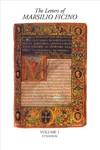 Letters of Marsilio Ficino (Hardcover)
