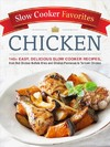 Slow Cooker Favorites Chicken - Adams Media (Paperback)