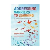 Addressing Barriers to Learning 3 - Emmerentia Landsberg (Paperback)