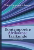 Kontemporere Afrikaanse Taalkunde 2 - W. A. M. Carstens (Paperback) - Cover