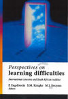 Perspectives On Learning Difficulties - Susan Kriegler (Editor) (Paperback)