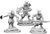 Dungeons & Dragons - Nolzur's Marvelous Unpainted Minis: Kobolds