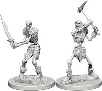 Dungeons & Dragons - Nolzur's Marvelous Unpainted Minis: Skeletons - Cover