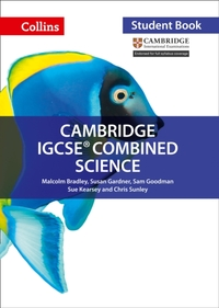 Cambridge IGCSE Combined Science Student Book - Malcolm Bradley (Paperback) - Cover