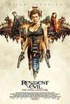 Resident Evil:Final Chapter (Region A Blu-ray)