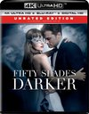Fifty Shades Darker (Region A - 4K Ultra HD + Blu-Ray)