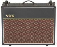 Vox AC15C2 Custom Series 15 Watt 2x12 Inch Valve Guitar Amplifier (Combo) - Cover