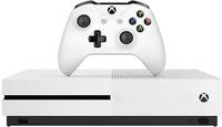 Microsoft - Xbox One S 1TB Console - White - Cover