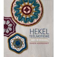Hekel Teëlmotiewe met 'n Verskil - Karen Adendorff (Paperback)