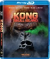 Kong: Skull Island (3D Blu-ray)