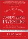 The Little Book of Common Sense Investing - John C. Bogle (Hardcover)