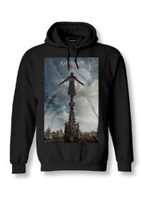 Assassin's Creed - Tower Black Hoodie (Large) - Cover