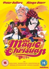 Magic Christian (DVD) - Cover