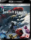 Power Rangers (4K Ultra HD + Blu-ray)