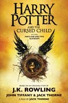 Harry Potter and the Cursed Child - J. K. Rowling (Hardcover)