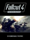 Fallout 4: the Poster Collection - Bethesda Softworks (Paperback)