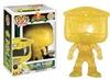 Funko Pop! Television - Mighty Morphin Power Rangers - Yellow Ranger Translucent Variant Vinyl Figure