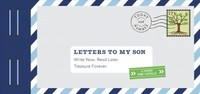 Letters to My Son - Lea Redmond (Hardcover) - Cover
