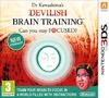 Dr Kawashima's Devilish Brain Training: Can You Stay Focused? (3DS)