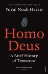 Homo Deus - Yuval Noah Harari (Paperback)