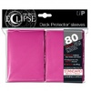 Ultra Pro Standard Sleeves - Eclipse: Pink (80 Sleeves)