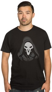 Overwatch Remorseless Mens Premium T-Shirt (XXXX-Large) - Cover
