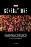 Generations - Marvel Comics Group (Hardcover)