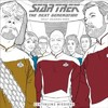 Star Trek The Next Generation Adult Coloring Book - Juann Cabal (Paperback)