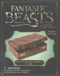 Fantastic Beasts and Where to Find Them: Newt Scamander Suitcase - Running Press (Other merchandise) - Cover