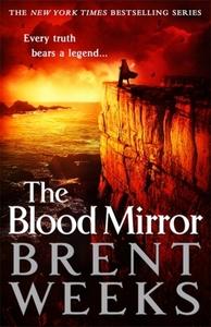 Blood Mirror - Brent Weeks (Paperback) - Cover
