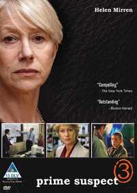 Prime Suspect 3 (DVD) - Cover