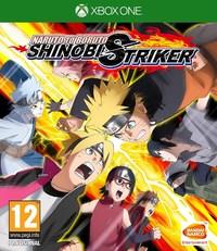 Naruto to Boruto: Shinobi Striker (Xbox One) - Cover