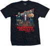 Guardians of the Galaxy Eighties Mens Black T-Shirt (Small)