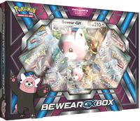 Pokémon Bewear-GX Box