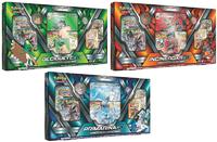 Pokémon Premium Collections - Decidueye-GX, Incineroar-GX, Primarina-GX
