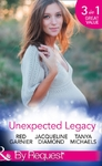 Unexpected Legacy - Red Garnier (Paperback)