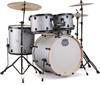 Mapex Storm Series 5 Piece Standard Drum Kit Including Hardware (Iron Grey)