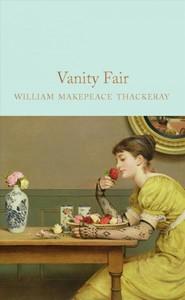 Vanity Fair - William Makepeace Thackeray (Hardcover) - Cover