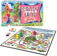 Candyland: 65th Anniversary Edition - Cover