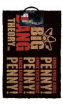 The Big Bang Theory - Knock Knock Knock Penny Doormat Cover