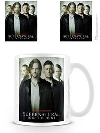 Supernatural - Join The Hunt Mug - Cover