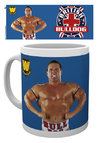 WWE - British Bulldog Mug
