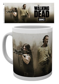 The Walking Dead - Rick and Daryl Mug - Cover