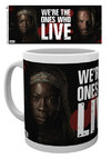 The Walking Dead - We're The Ones Who Live Mug