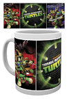 Teenage Mutant Ninja Turtles - Grid Mug