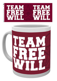 Supernatural - Team Free Will Mug - Cover