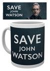 Sherlock - Save John Watson Mug