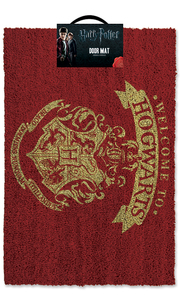 Harry Potter - Welcome to Hogwarts Doormat - Cover